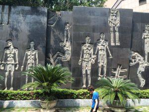 Hanoi Hilton monument