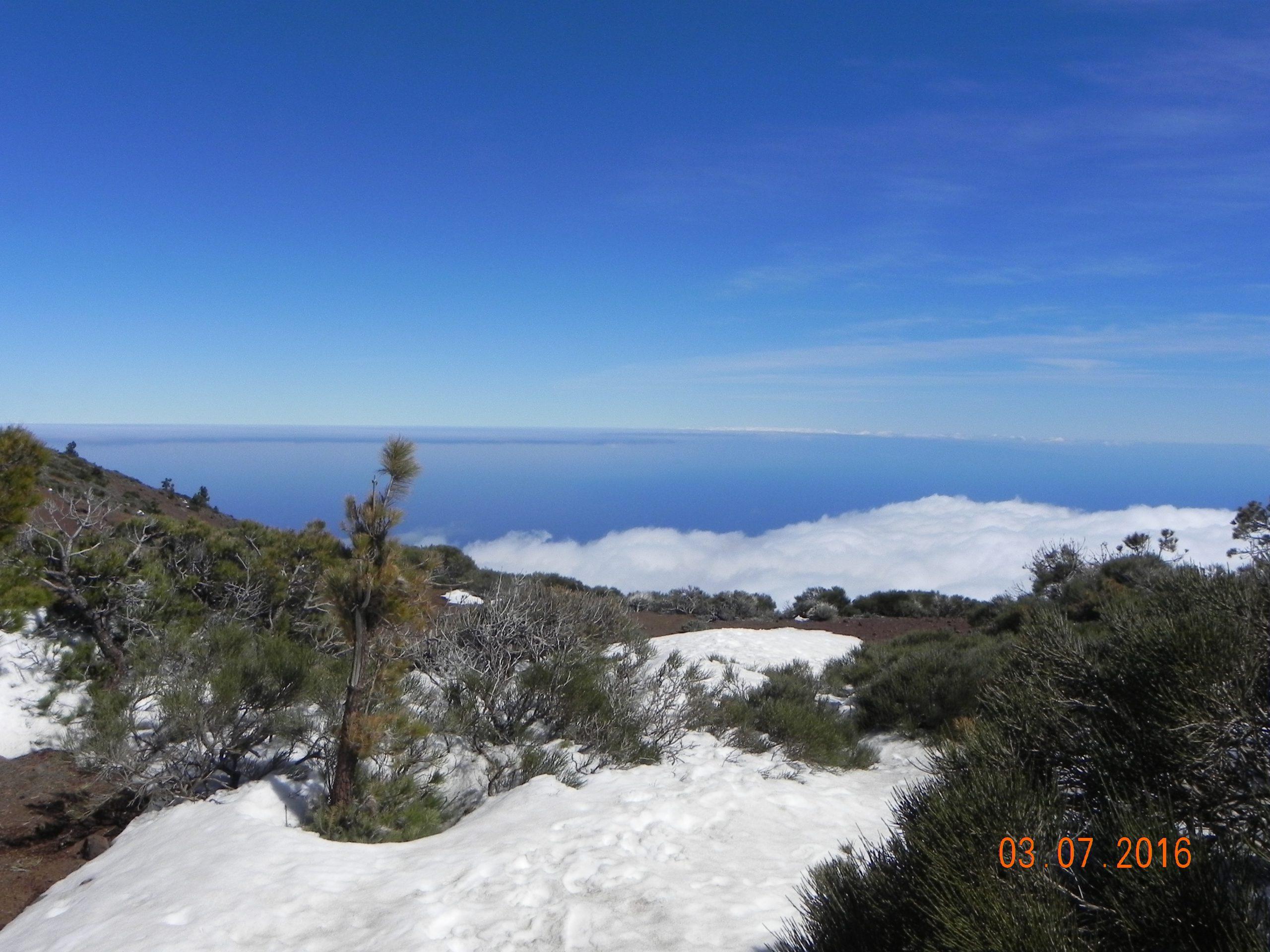 eide Mountain, Canary Islands